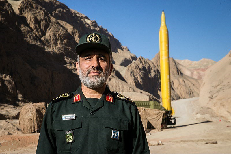Iranian commander bragged of having power to shoot down planes in 2016