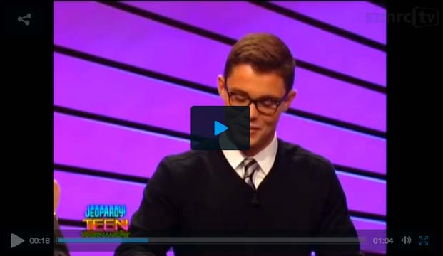 (VIDEO) Teen Jeopardy Champion Takes Funny, Subtle Jab At 'Incompetent' President(s) Featured