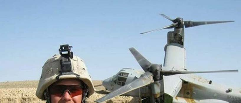 VIRAL: Crashed Marine Osprey Picture Draws 1 MILLION Hits Featured