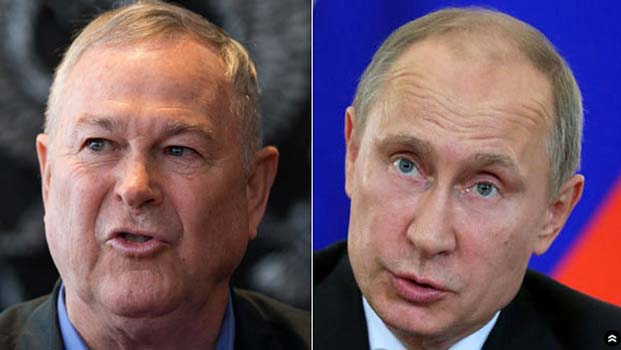 Congressman Recalls Drunken Arm-Wrestling Putin In The 90s Featured