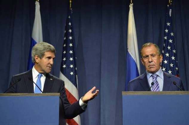 OUCH: Russian Foreign Minister Mocks John Kerry Featured