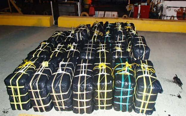 Coast Guard Nabs $34 MILLION Of Cocaine And 3 Smugglers In Caribbean Featured