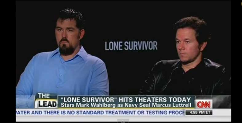 Marcus Luttrell Gets In Heated Interview On CNN Featured