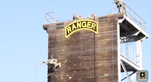 Video: US Army Rangers Demonstration Featured