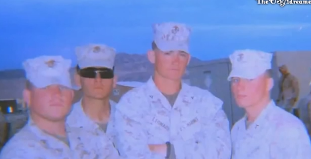 VIDEO: Marine Who Returned From Afghanistan Surprises Brother Featured