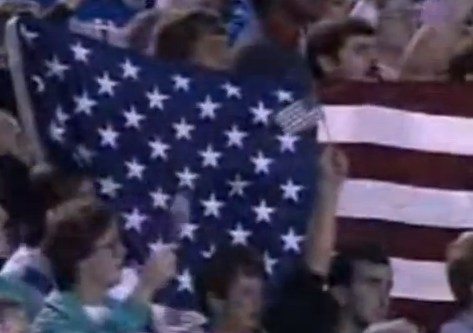 Watch: Whitney Houston Performing National Anthem Featured