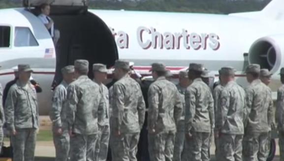 Video: Fallen Marine Returns to Mississippi Featured