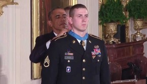 Ryan Pitts, latest Medal of Honor recipient