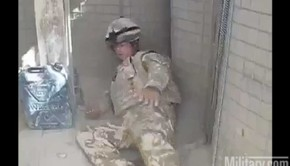 MTV Cribs Helmand Edition