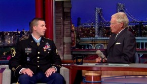Ryan Pitts Takes His Medal of Honor