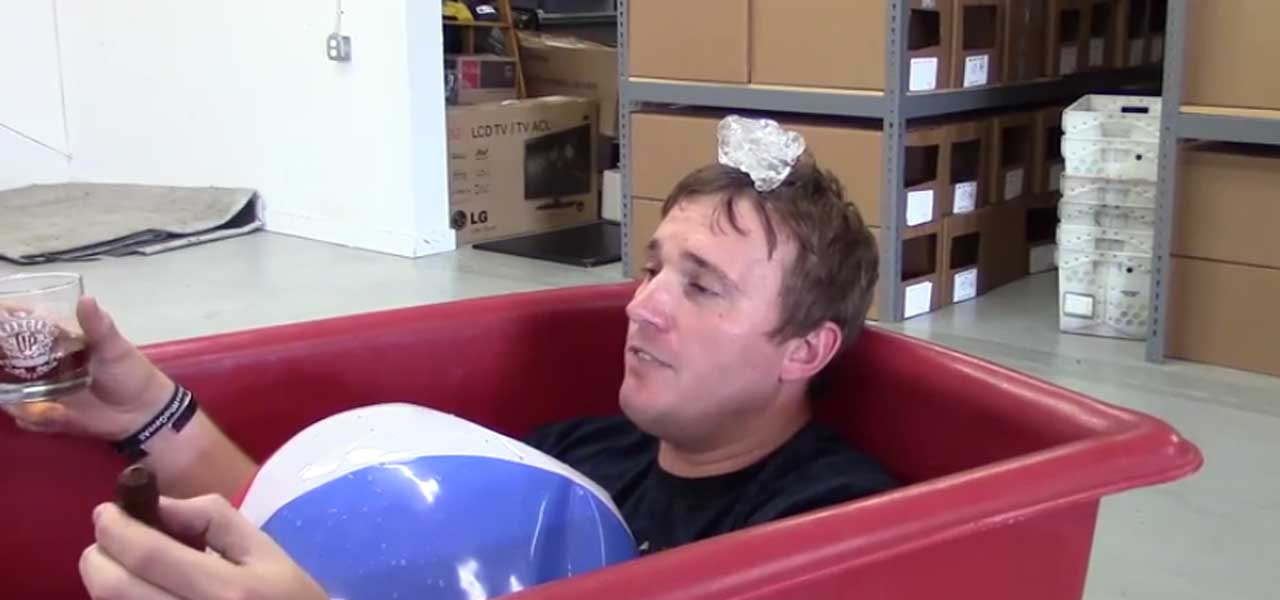Medal Of Honor Recipient Gets in On The Ice Bucket Challenge….But Not How You'd Expect Featured