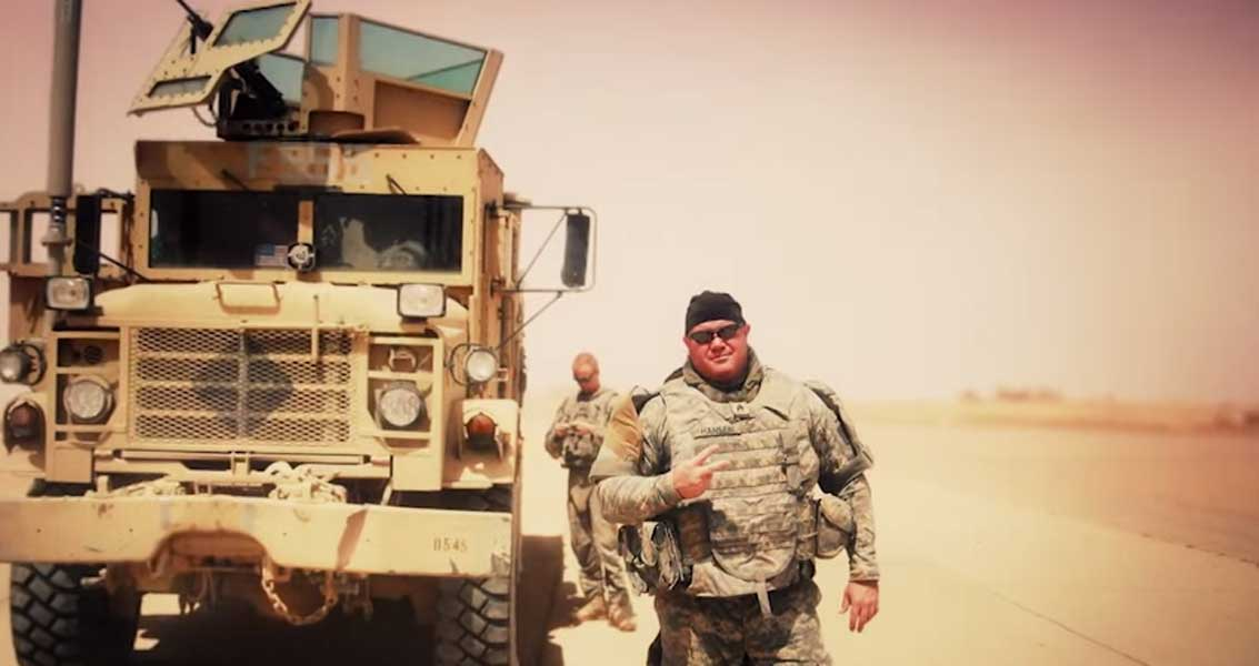 Wounded: The Battle Back Home – Big Sarge Featured