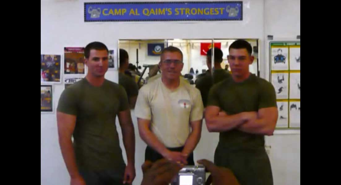 Army Medic Beats Marine In Push Up Contest Featured