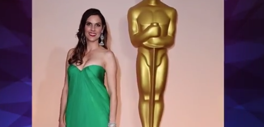 Chris Kyle's Widow Was Carrying Something Very Special At The Oscars Last Night Featured