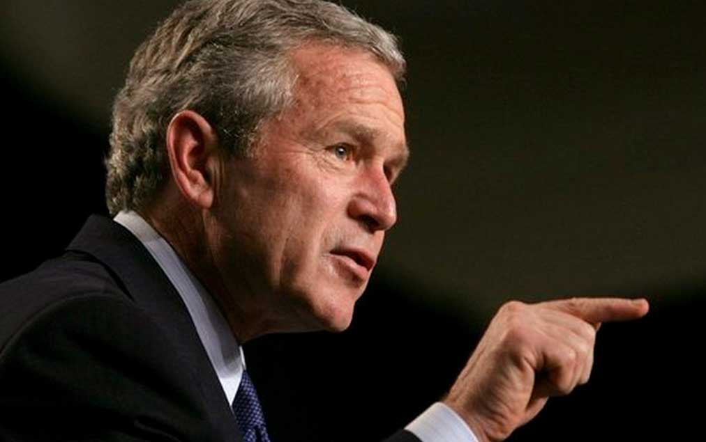George W. Bush Under Fire For $100k Speaking Fee To Wounded Vet Charity Featured