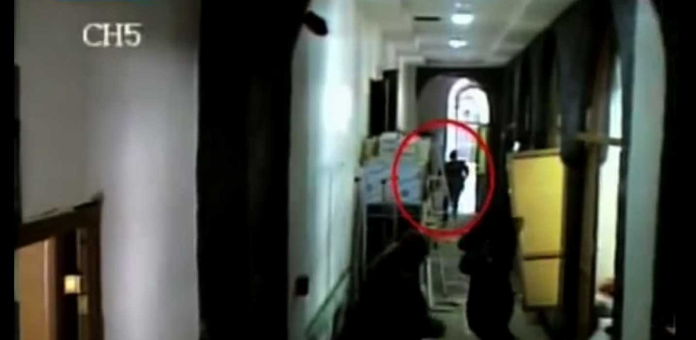 Shocking CCTV Footage Of Suicide Bomber At Yemen Defense Ministry Featured