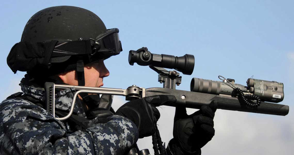 U.S. Military Developing A Non-Lethal 130-Decibel Gun To Scare Off Enemies Featured