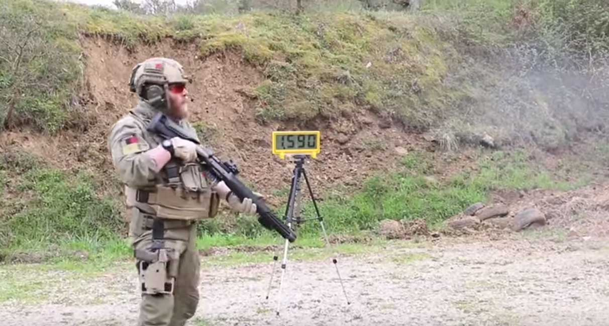 Is This Italian Military Vet The Best Shot In The World? Featured