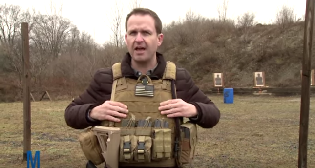 5 Things You Didn't Know About Body Armor Featured
