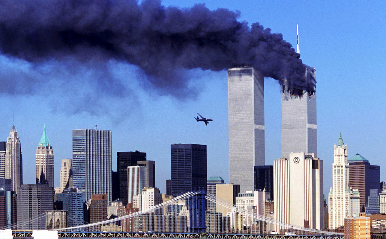 This is the secret NYC Facebook group that honors the Twin Towers every day Featured