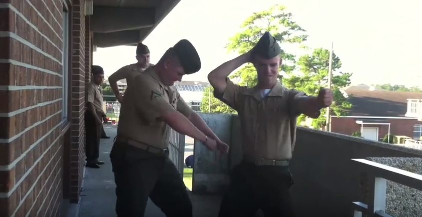 (VIDEO) Marines Put Their Own Spin On A Katy Perry Hit Featured