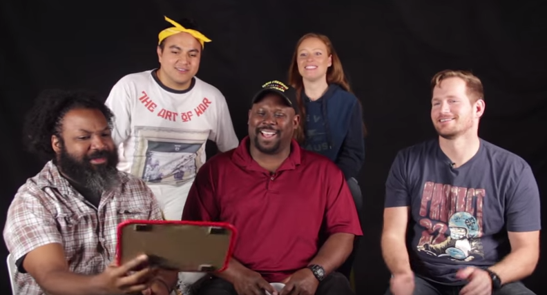 (WATCH) Civilians Guess Military Phrases Featured