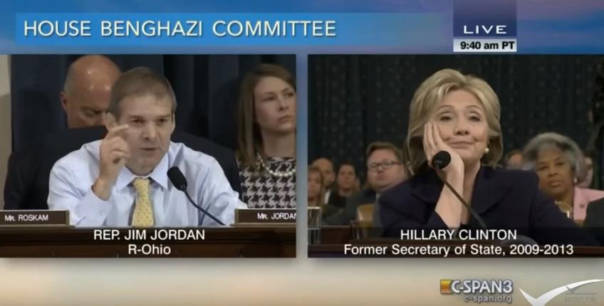 (WATCH) Rep. Jim Jordan Blasts Hillary For Starting False Libya Narrative Featured