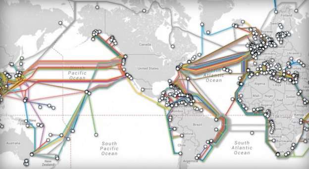 Is Russia Plotting To Attack The World's Connection To The Internet? Featured