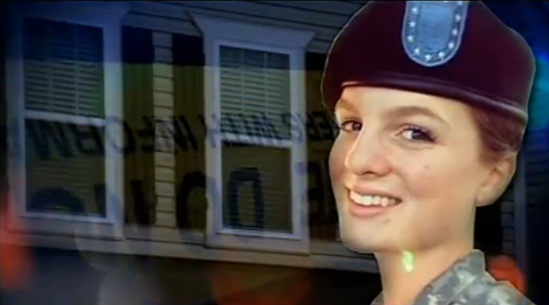 Thugs Break Into Home Of Soldier Feeding Her Infant, She Returns Fire Featured