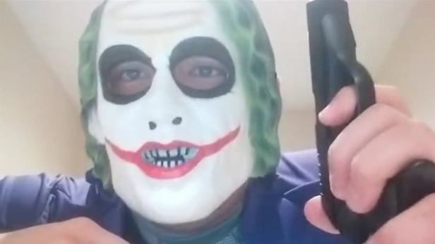 "Montreal Man Arrested After His ""Joker"" Video Threatening Muslims Goes Viral (VIDEO) Featured"