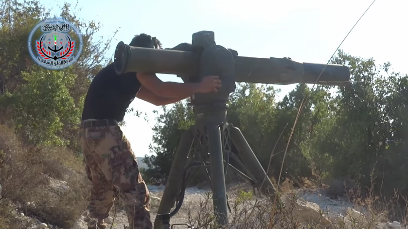 Close-Up HD Video Of Syrians Blowing Up Russian Helicopter With U.S. TOW Missile Featured