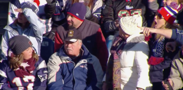 This Sunday The New England Patriots Gave This Family The Christmas Gift Of A Lifetime Featured