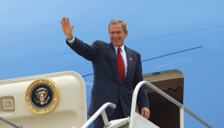 George W. Bush Never Left Washington Until December 26th For One Incredible Reason Featured