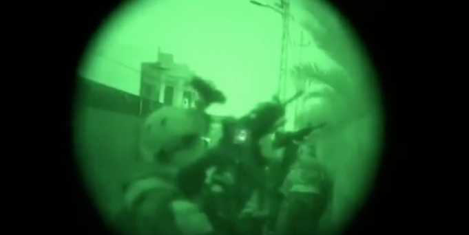 (WATCH) Pulse Pounding Footage Of Kurdish Anti-Terror Force Hammering ISIS Featured