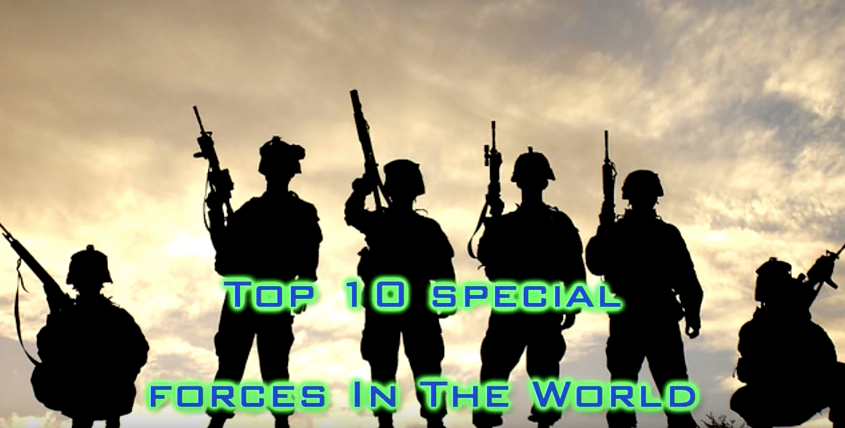 What Do You Make Of This Ranking Of The Top 10 Most Dangerous Special Ops Forces In The World? Featured