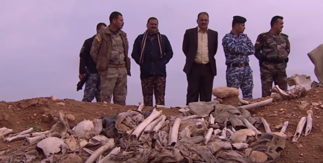 Mass Graves Filled With ISIS-Killed Children Discovered In Northern Iraq Featured
