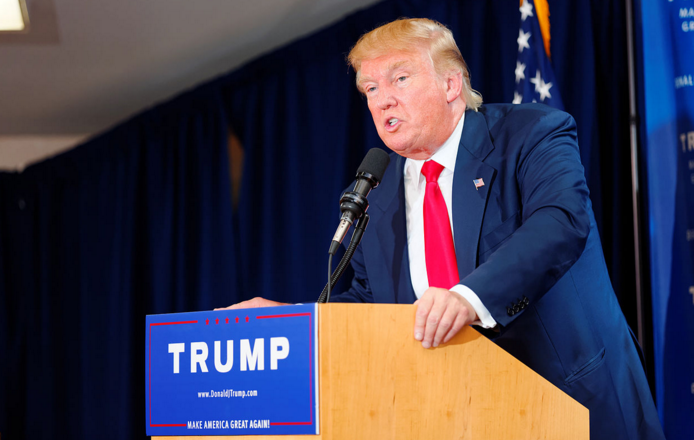 Donald Trump Shuns GOP Debate To Do Something Great For Wounded Troops Featured