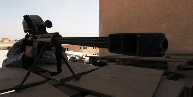 Mystery Swirls Around Secret Sniper Taking Out Top ISIS Leaders In Libya Featured