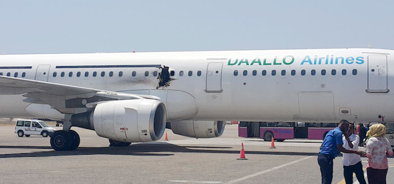Report: Somali Airliner Explosion Caused By Suicide Bomber! Featured