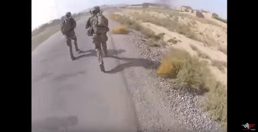 Watch This Taliban Ambush In Kandahar From A Machine Gunner's Perspective Featured