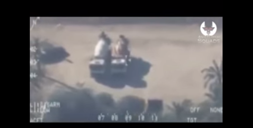 The Best Footage Of Airstrikes On ISIS From 2015 Featured