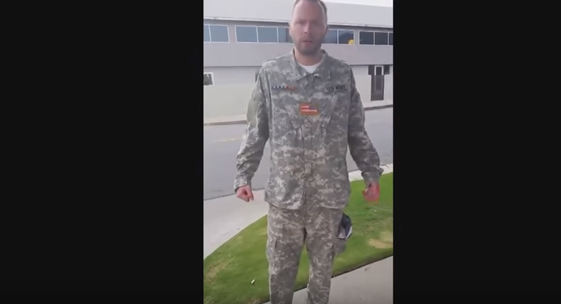 Real Or Fake: Latest Viral Stolen Valor Video Is Raising Eyebrows Featured