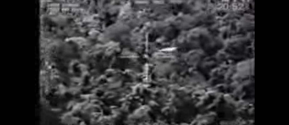 A Colombian Drug Lord Is Flying High Above The Jungle When He Gets A Big Surprise Featured