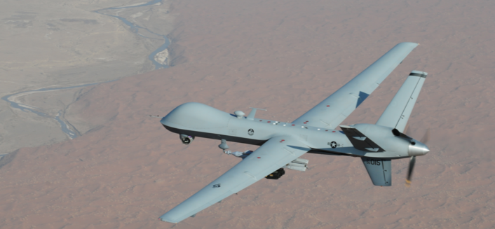 Pentagon Admits To Flying Drones To Spy Over U.S. Territory For A Decade! Featured