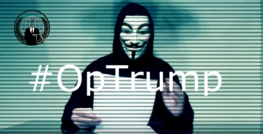 Anonymous Just Declared Total War On This 2016 Candidate Featured