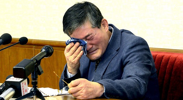 """Another American Prisoner In North Korea Forced To Publicly """"Confess"""" To A Bogus Crime Featured"""