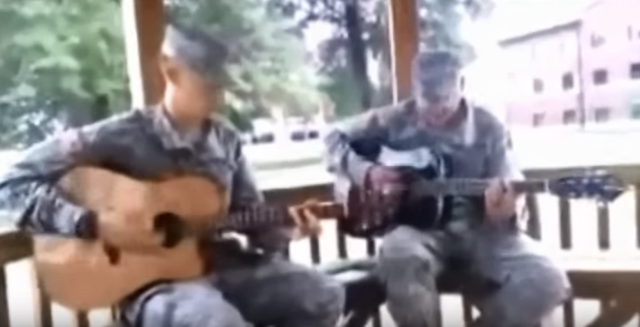 These Two Soldiers Are The Country Duo Everyone Should Be Talking About Featured