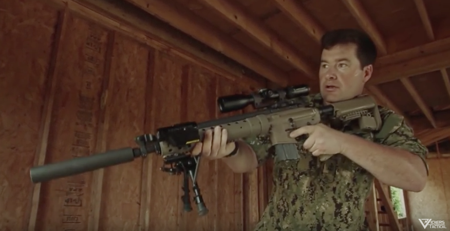 Check Out This Awesome Navy SEAL Sniper Stress Test Featured
