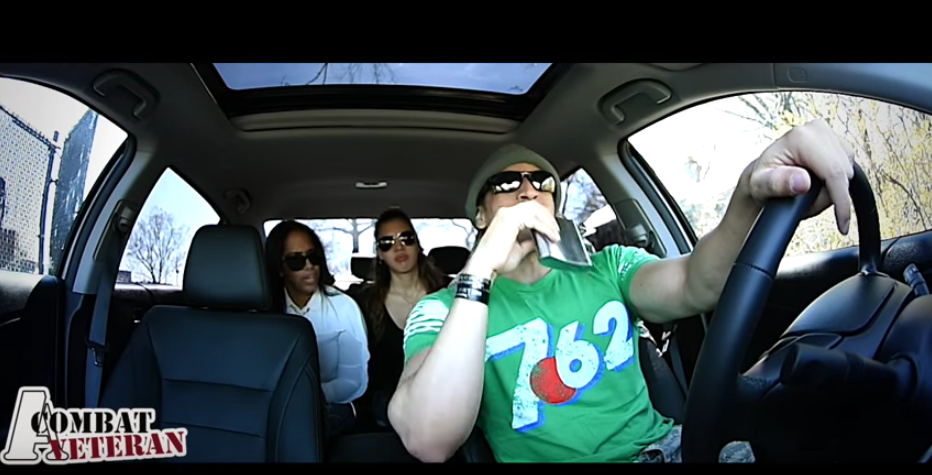 Watch What It Would Be Like If Your Uber Driver Was A Combat Veteran… Featured