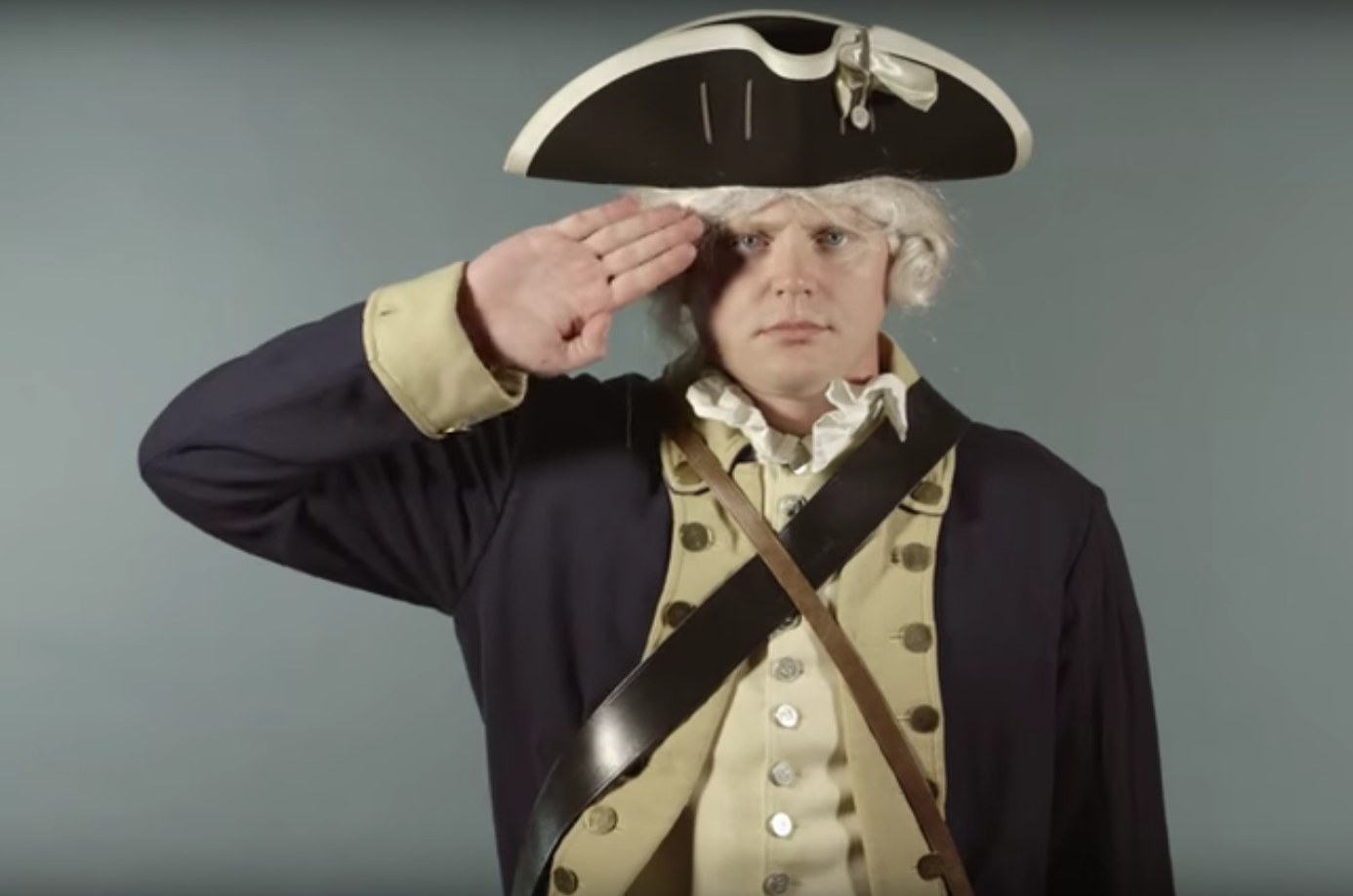 Watch 240 Years Of The U.S. Army Uniform Evolve In This Quick Video Featured